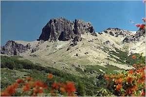 Cerro negro e monje