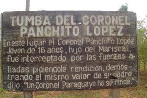 Panchito Lopes, filho de Solano