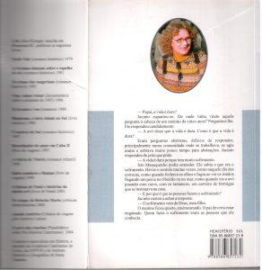 Cruzeiros do Sul, de Urda Alice Klueger, contracapa 001
