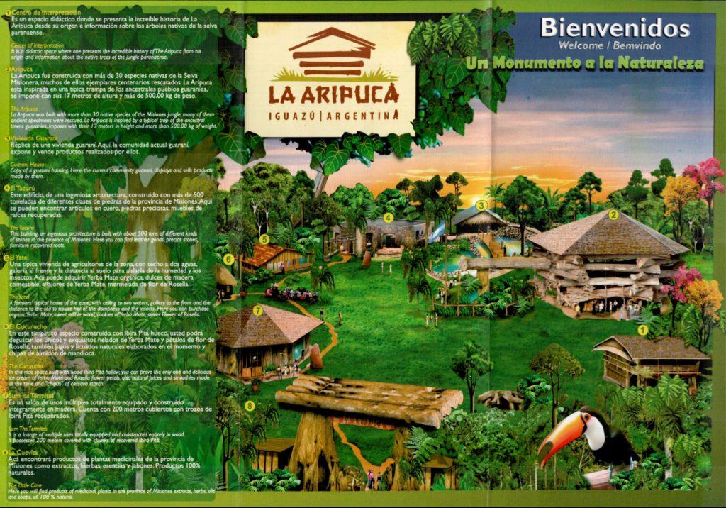 La Aripuca em Puerto Iguazu, Argentina20151021_22275016