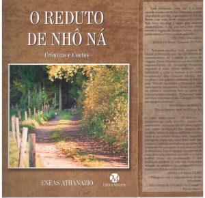 O reduto de Nhô Ná, de Enéas Athanázio, capa. 001