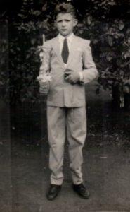 Comunhão solene de José Valdemar