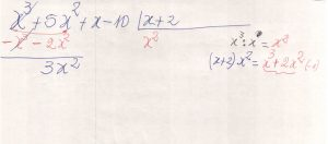 Divisão de polinômios 1.1