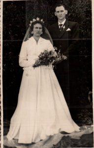 Casamento de Albino Adams e Walesca