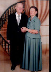 Leo Ancelmo e Maria Adams