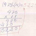 Matemática. Aritmética – Curiosidade.