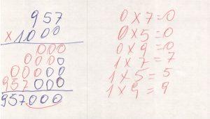 Multiplicação por múltiplos de 10.3