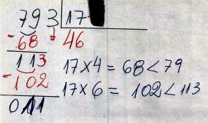 Divisão aproximada decimal 2