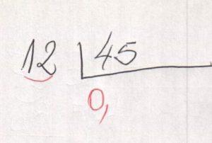 Divisão decimal periódica 1