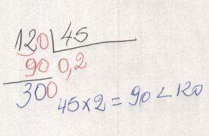 Divisão decimal periódica 2