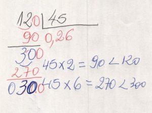 Divisão decimal periódica 3