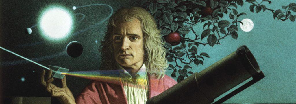 Imagens de Isaac Newton 4