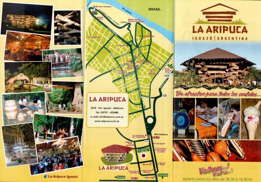 La Aripuca em Puerto Iguazu, Argentina20151021_22272152