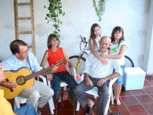 Cantando em familia 4