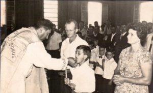 Comunhão solene Tito