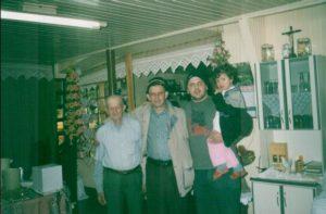 Quatro gerações.